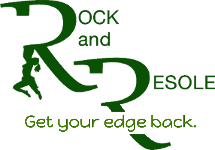 Rock and Resole logo