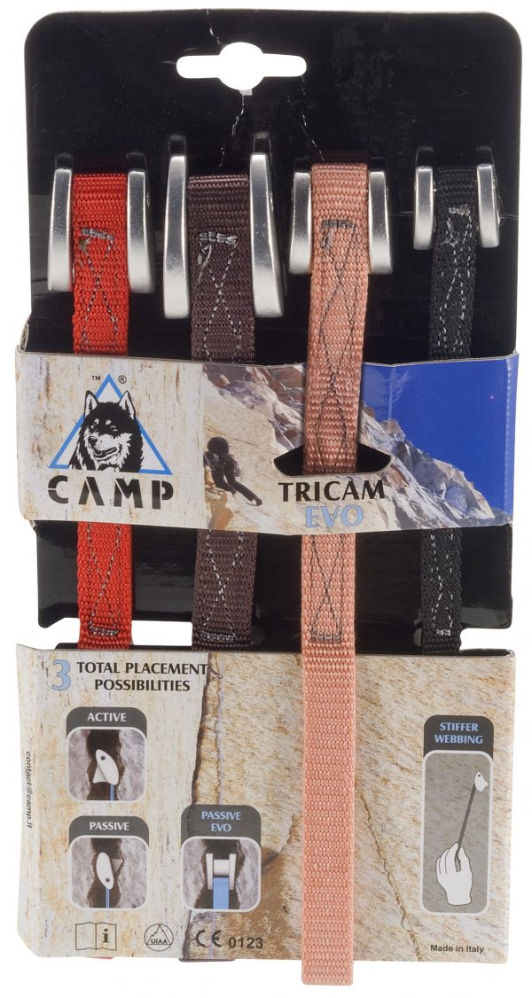 CAMP Tricam Evo Set