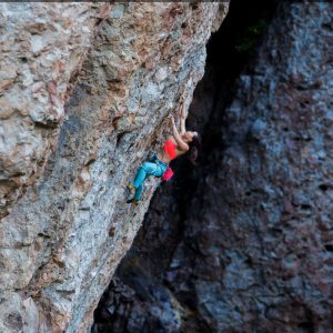 Sport Climbing in the Santa Monicas
