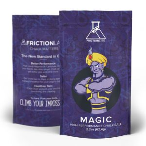 FRICTION LABS Magic - Reusable Chalk Sphere