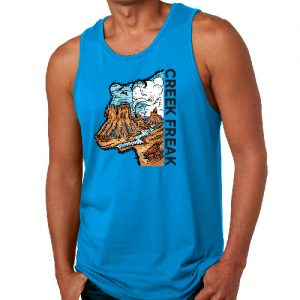 SHARP END Creek Freak Men's Tank Top