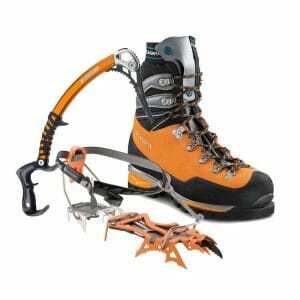 Ice Climbing Package